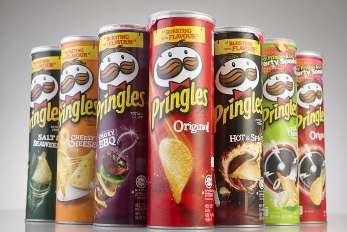 Pringles: quali sono i gusti più famosi in Italia?